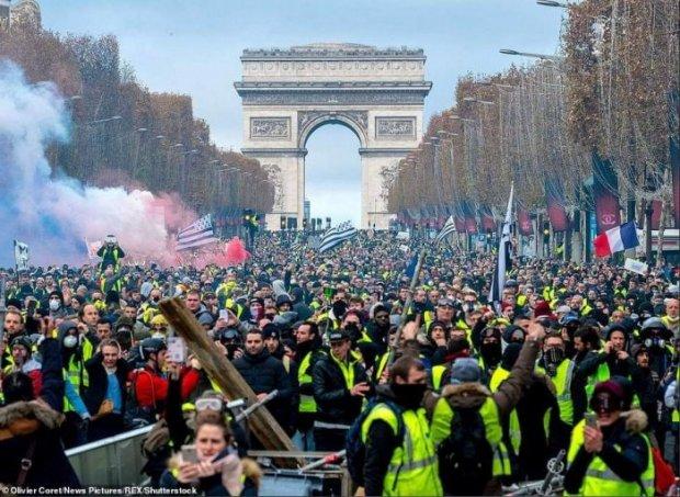 la révolte des gilets jaunes est juste ! Forum Marxiste